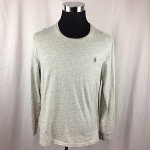Polo Ralph Lauren Mens Large Cotton T-Shirt Long